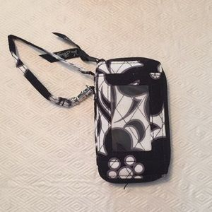 Vera Bradley Night and Day All in One Wristlet